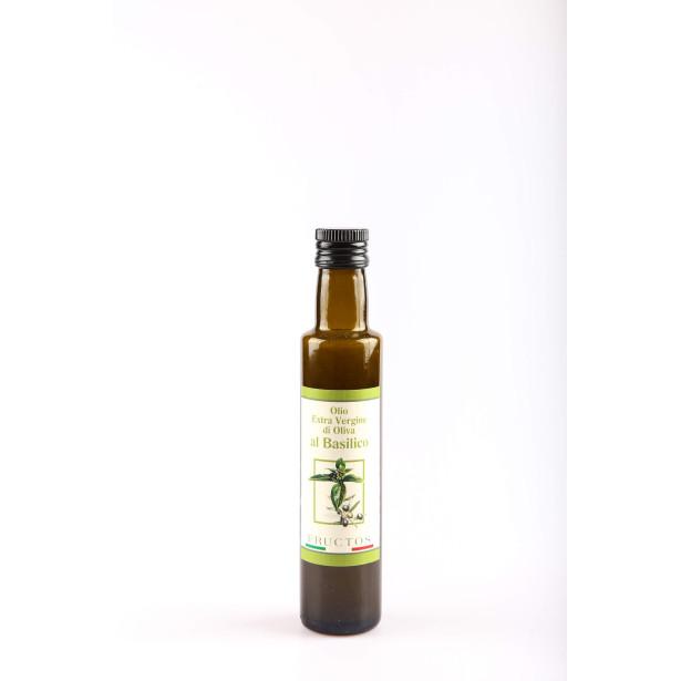 Olijfolie met Basilicum 25 cl