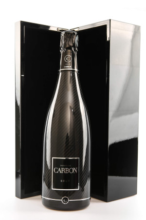 Champagne Cuvée Carbon in Luxury Box Brut 1,5 l