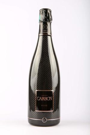 Champagne Cuvée Carbon Rosé Brut