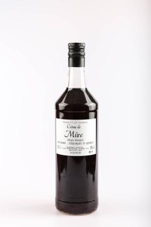Crème de Mure 100 cl